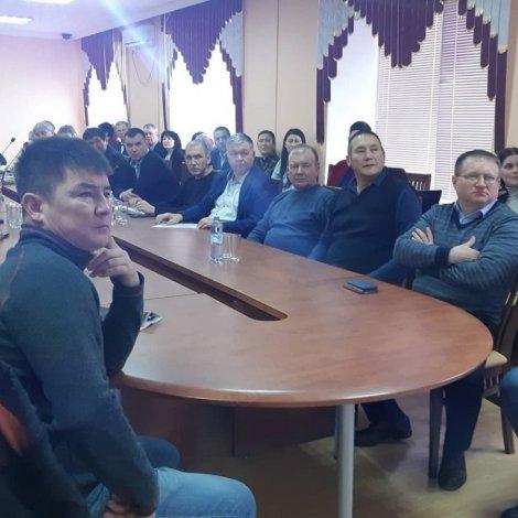 В Астраханской области готовят кадры для весенней путины