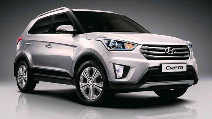 Астраханское агентство по занятости населения покупает кроссовер Hyundai Creta