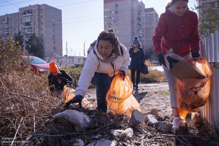 Каспийская неделя моды с заботой об экологии