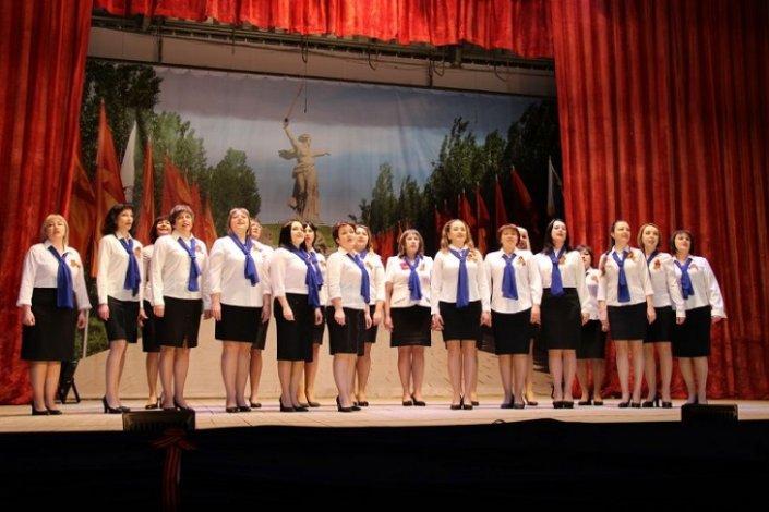 Под Астраханью прошла «Битва хоров»