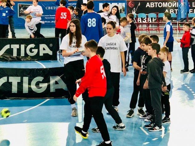 «ЛокоХелп» вручил призы юным астраханским спортсменам