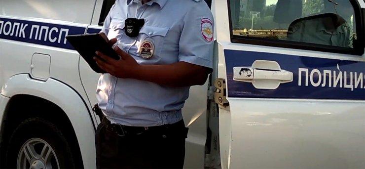 Астраханская полиция просит общественность оценить свою работу