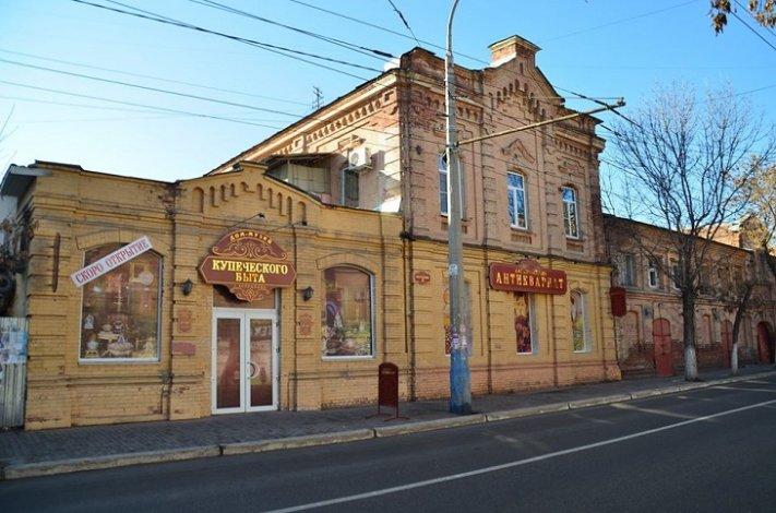В Астрахани открывается частный музей