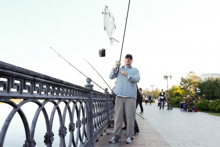 Игорь Бабушкин победил в фестивале «Вобла-2020»