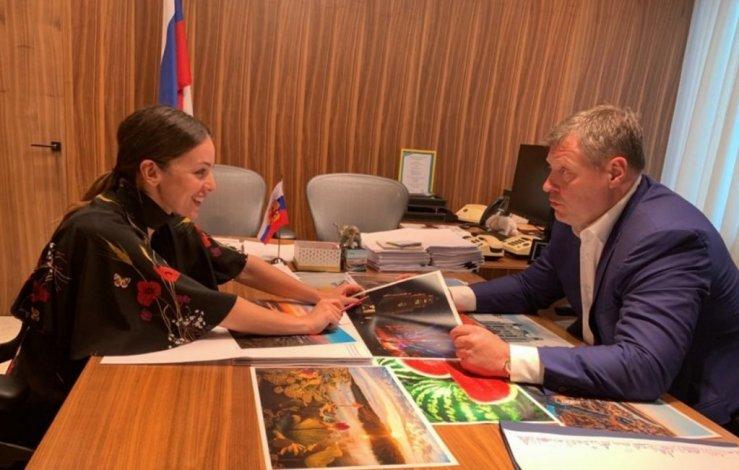 Губернатор и глава Ростуризма обсудили привлекательность Астраханской области