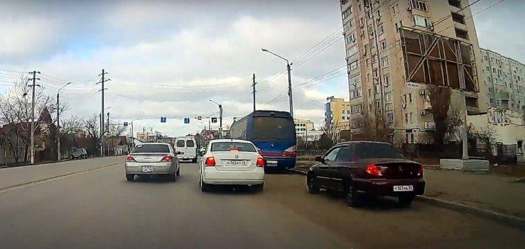 На астраханских дорогах стало гибнуть больше людей