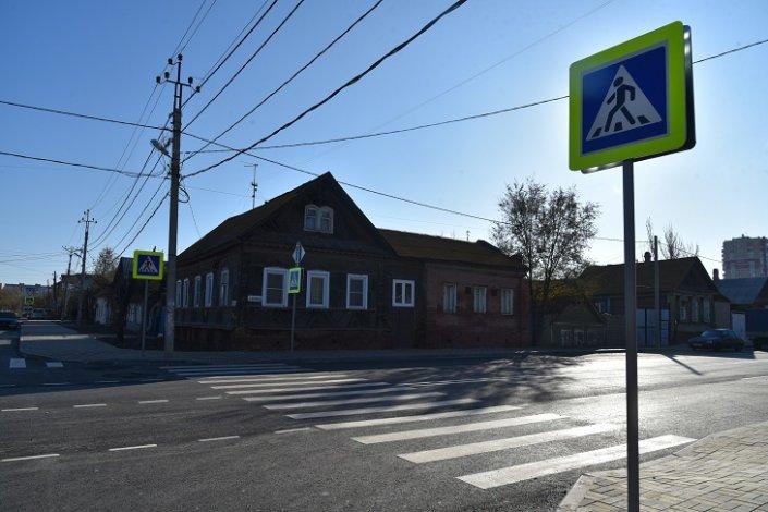 Открыто движение по улицам Каховского и Богдана Хмельницкого