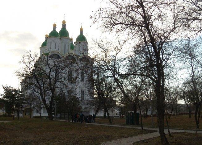 Бабье лето в Астрахани скоро кончится