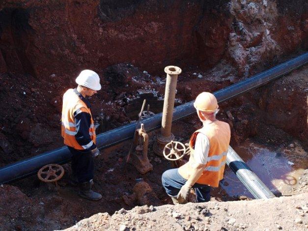 В Астрахани совершенствуют систему водоснабжения