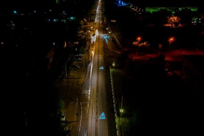 Астраханцы оценят новый пешеходный переход в АЦКК