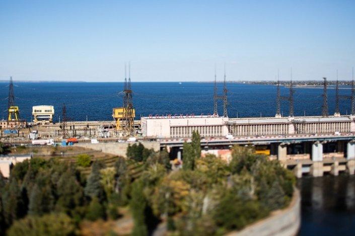 Волжская ГЭС увеличивает сброс воды