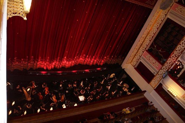 Астраханский театр оперы и балета отправляется на гастроли