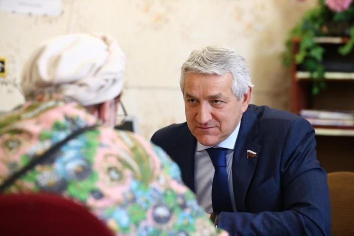 Леонид Огуль вновь стал одним из самых полезных депутатов в Госдуме