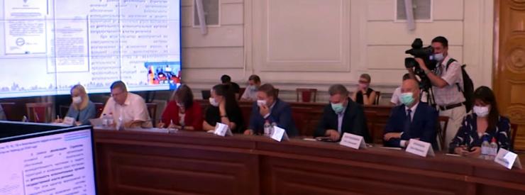 В региональный закон «О Правительстве Астраханской области» внесут изменения