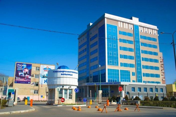 В Александровской больнице нет необходимого медоборудования