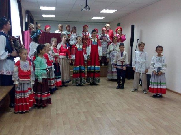 В Астрахани прошли «Капустные вечёрки»