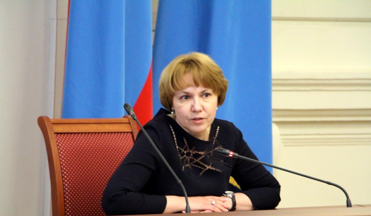 Бывший вице-премьер астраханского правительства Полянская станет экспертом облдумы