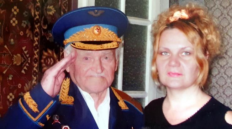 Ко Дню Победы: о генерале, о военном летчике-истребителе В.М. Насонове