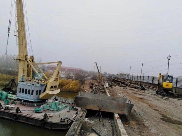 Движение по Милицескому мосту в Астрахани может быть приостановлено