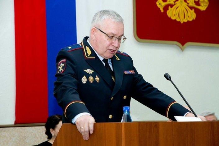Отмечены заслуги перед Астраханской областью экс-начальника УМВД Мешкова