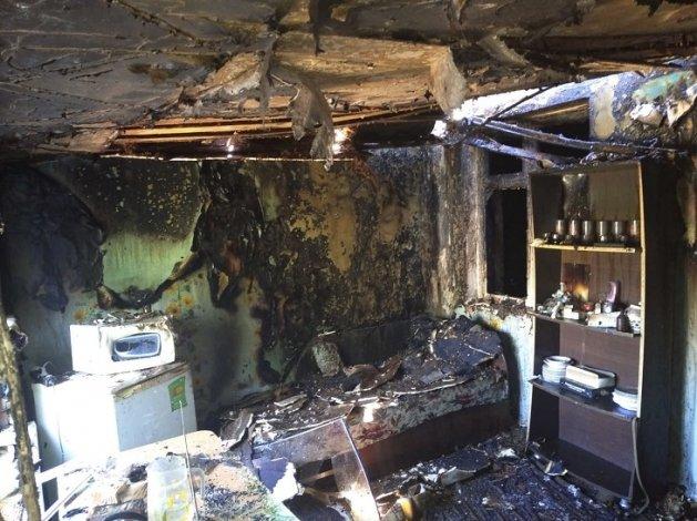 На трёх пожарах в Астраханской области погибли пенсионерки и мальчик
