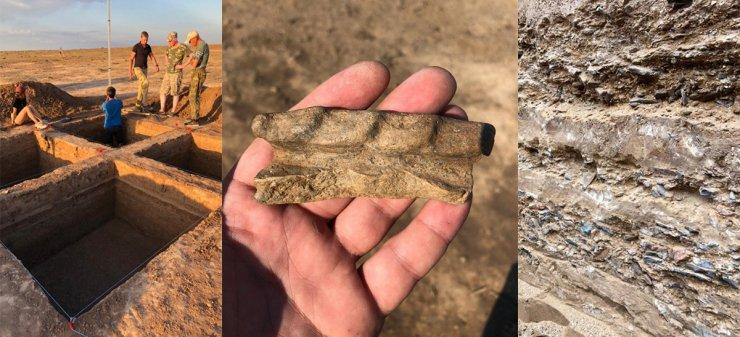 В Камызякском районе обнаружен древний город