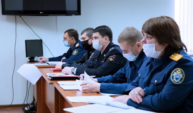 Астраханская полиция и следком активизируют борьбу с коррупцией