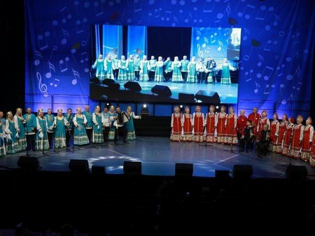 Хор астраханских пенсионеров отмечен дипломом федерального конкурса «Поединки хоров»