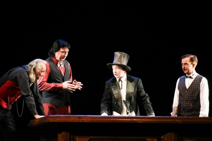 Астраханский драмтеатр принял участие в Международном фестивале