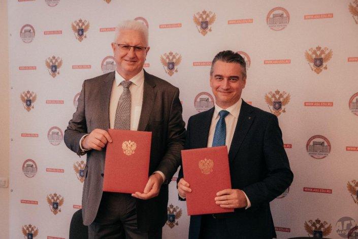 Сбербанк заключил соглашение о сотрудничестве с АГУ