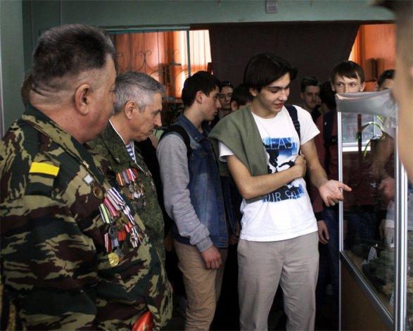 Астраханские программисты создали выставку военной миниатюры