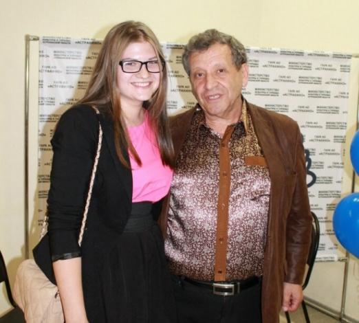 Астраханка вспоминает встречу с Борисом Грачевским