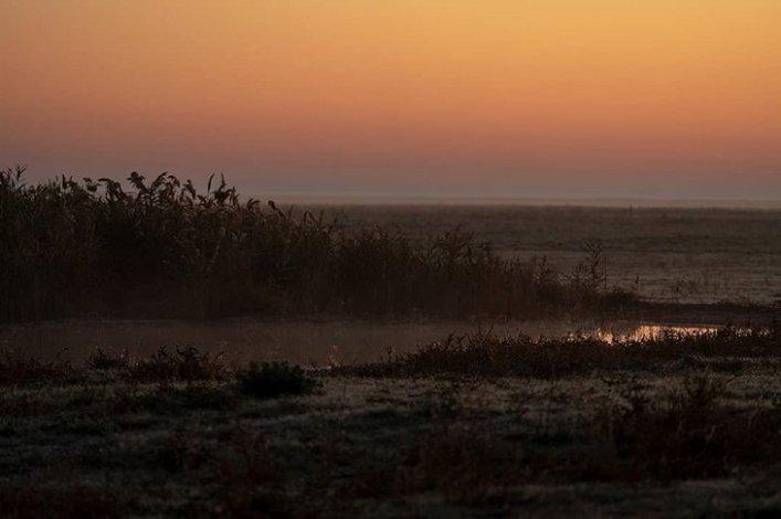 Астраханские рассветы впечатлили интернет-пользователей