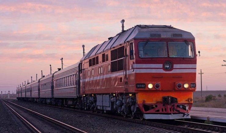 Из Астрахани в Крым по железной дороге