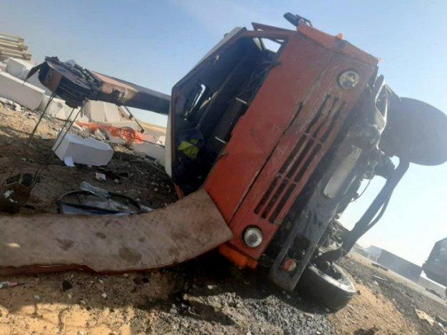 В автокатастрофе под Астраханью погиб мужчина