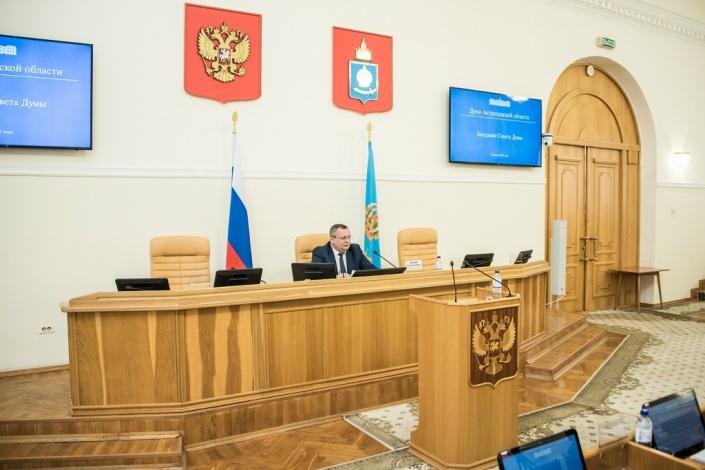 Благодаря инициативе Думы Астраханской области на улицах станет тише