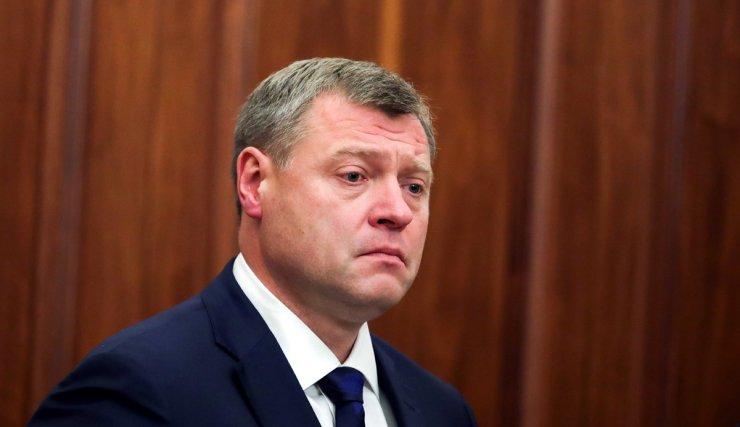 Игорь Бабушкин ушёл на самоизоляцию