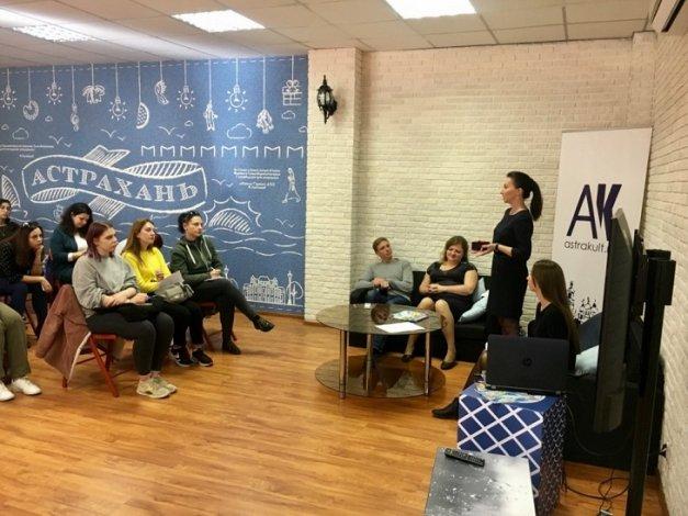 В Астраханской области активно работают «Волонтёры культуры»