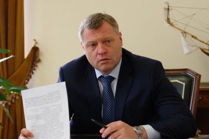 По поручению губернатора налог на имущество в Астрахани будет пересмотрен