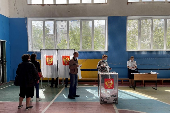 В Астраханской области завершилось народное голосование