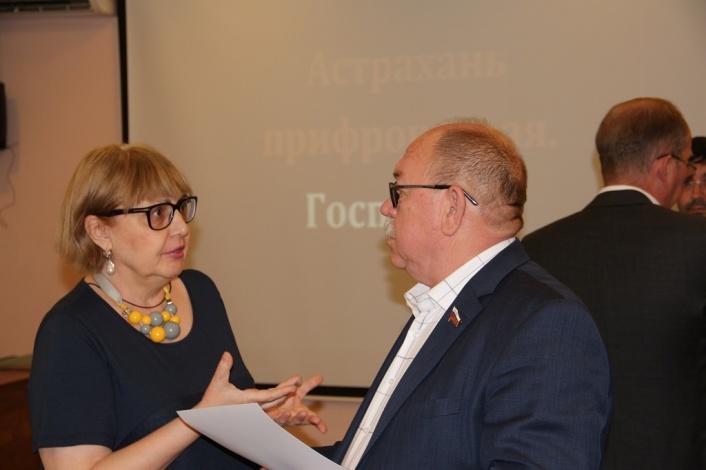 Книга «Астрахань прифронтовая. Госпитали» поступила во все библиотеки региона