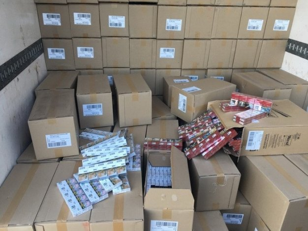 Астраханец ответит за нелегальный сбыт табачных изделий