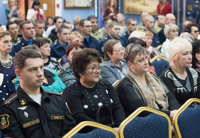 Администрация города поздравила Комитет солдатских матерей с 25-летием