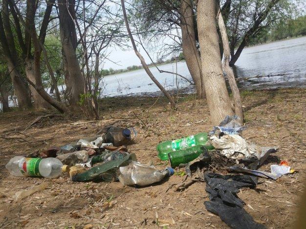 В Астраханской области очистили от мусора 1700 км берегов