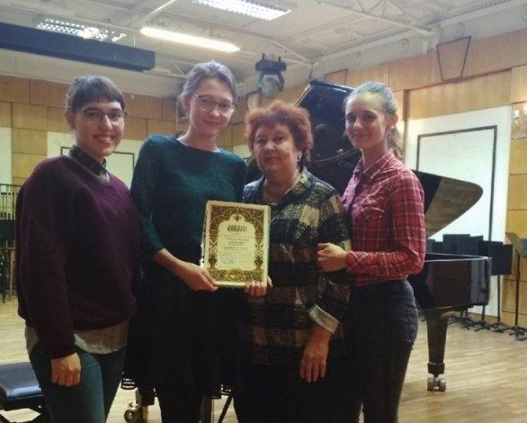 Астраханская студентка победила в международном музыкальном конкурсе