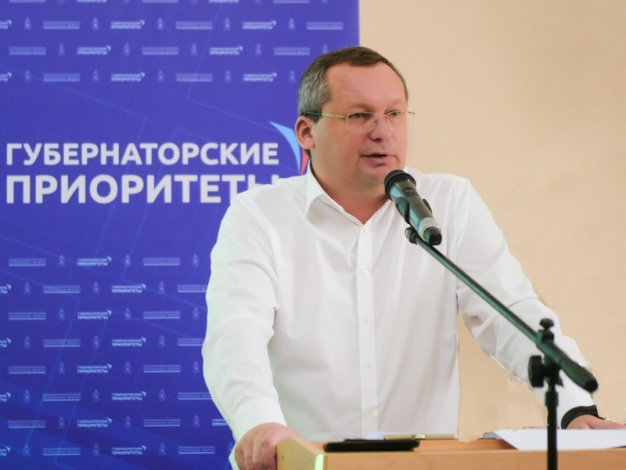 Игорь МАРТЫНОВ: Приоритеты, предложенные главой региона, отражают реальные потребности людей