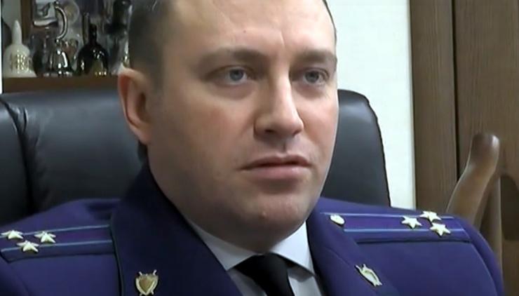 У прокурора Астраханской области появился новый первый зам