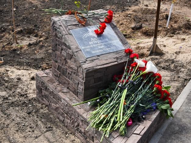 В поселке Кировский появилась Аллея ветеранов