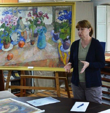 Астраханская картинная галерея завершает пятничный цикл лекций