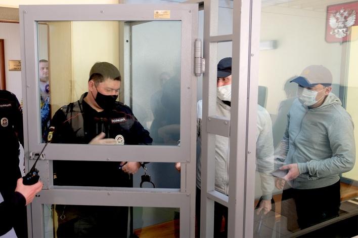 Шведову дали больше Султанова: в Астрахани вынесен приговор по громкому делу